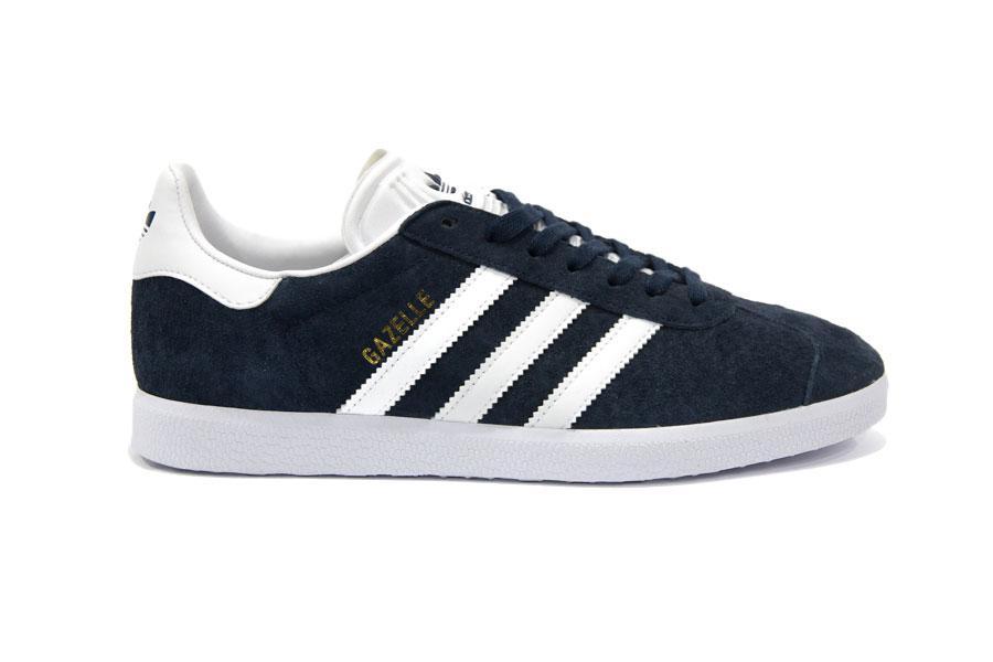 Adidas Originals Gazelle 2 Sneaker BLUNAVY SCARPE DONNA UOMO RETRO bb5478