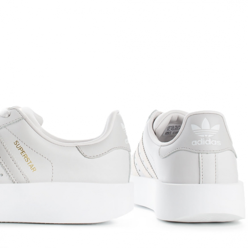 big sale 764f7 e4549 adidas superstar platform donna